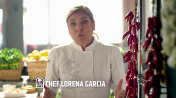 Taco Bell Cantina Bowl TV Spot, 'Amazing' Featuring Chef Lorena Garcia - Thumbnail 1