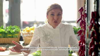 Taco Bell Cantina Bowl TV Spot, 'Amazing' Featuring Chef Lorena Garcia - Thumbnail 7