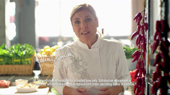 Taco Bell Cantina Bowl TV Spot, 'Amazing' Featuring Chef Lorena Garcia - Thumbnail 8