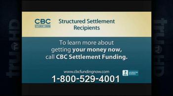 CBC Settlement Funding TV Spot, 'Structured Settlement' - Thumbnail 7