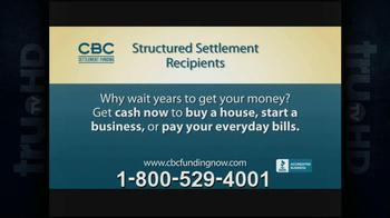 CBC Settlement Funding TV Spot, 'Structured Settlement' - Thumbnail 4