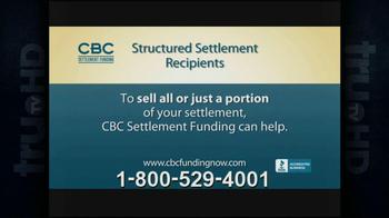 CBC Settlement Funding TV Spot, 'Structured Settlement' - Thumbnail 5