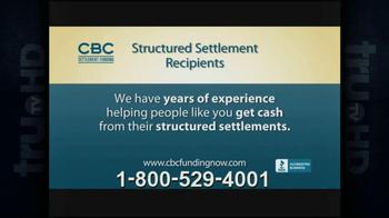 CBC Settlement Funding TV Spot, 'Structured Settlement' - Thumbnail 6
