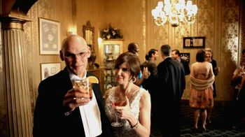 Maker's Mark TV Spot for Cocktail Party Featuring James Carville and Mary M - 12 commercial airings