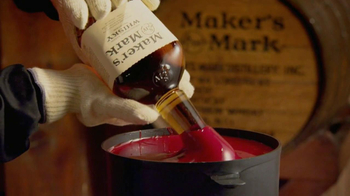 Maker's Mark TV Spot for Cocktail Party Featuring James Carville and Mary M - Thumbnail 6