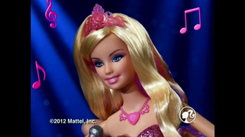 Barbie: The Princess and the Popstar Home Entertainment TV Spot - Thumbnail 2