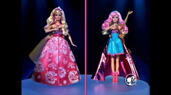 Barbie: The Princess and the Popstar Home Entertainment TV Spot - Thumbnail 7