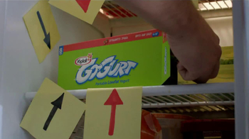 GoGurt TV Spot, 'Sticky Notes'