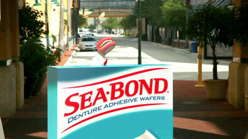 Sea Bond TV Spot for Adhesive Wafers - Thumbnail 1