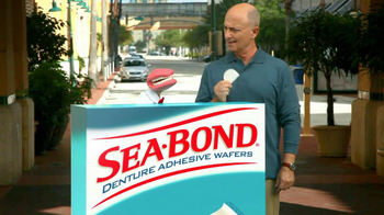 Sea Bond TV Spot for Adhesive Wafers - 758 commercial airings