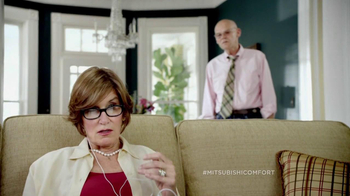 Mitsubishi Electric TV Spot for Cost vs. Comfort Featuring James Carville - Thumbnail 2