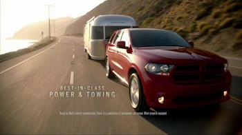 2012 Dodge Durango SXT TV Spot - Thumbnail 8