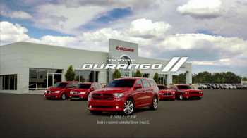 2012 Dodge Durango SXT TV Spot - Thumbnail 9