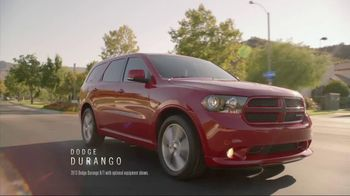2012 Dodge Durango SXT TV Spot - 21 commercial airings