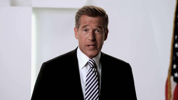 The More You Know TV Spot, 'Voting' Featuring Brian Williams