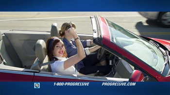 Progressive Snapshot TV Spot - 639 commercial airings