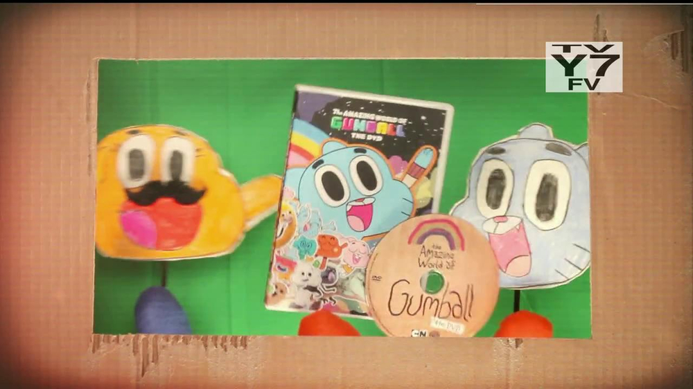 The Amazing World Of Gumball On Dvd Tv Spot Ispot