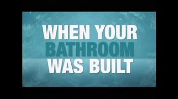 Bath Fitter TV Spot 'Water Tight' - Thumbnail 1