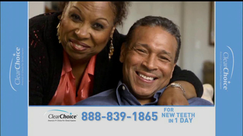 ClearChoice TV Spot 'Get Back Your Smile' - Thumbnail 2