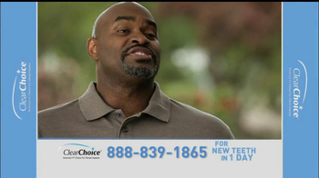 ClearChoice TV Spot 'Get Back Your Smile' - Thumbnail 3