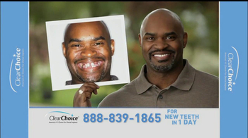 ClearChoice TV Spot 'Get Back Your Smile' - Thumbnail 4