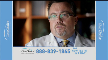 ClearChoice TV Spot 'Get Back Your Smile' - Thumbnail 8