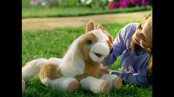 FurReal Friends Baby Butterscotch TV Spot