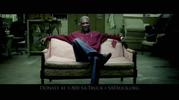 The Salvation Army Clothing Donations TV Spot, 'Amazing Grace' - Thumbnail 5