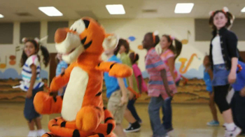 Bounce Bounce Tigger TV Spot, 'Lunch Room'