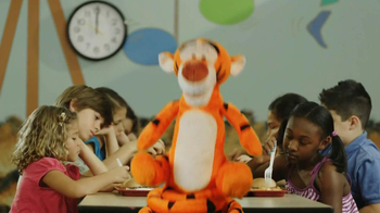 Bounce Bounce Tigger TV Spot, 'Lunch Room' - Thumbnail 2