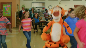 Bounce Bounce Tigger TV Spot, 'Lunch Room' - Thumbnail 3