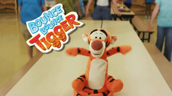 Bounce Bounce Tigger TV Spot, 'Lunch Room' - Thumbnail 6
