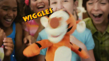 Bounce Bounce Tigger TV Spot, 'Lunch Room' - Thumbnail 7