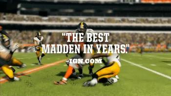 Madden NFL 13 TV Spot, 'Paul and Ray Talking Madden' - Thumbnail 2