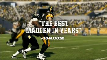 Madden NFL 13 TV Spot, 'Paul and Ray Talking Madden' - Thumbnail 3