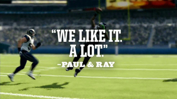 Madden NFL 13 TV Spot, 'Paul and Ray Talking Madden' - 75 commercial airings