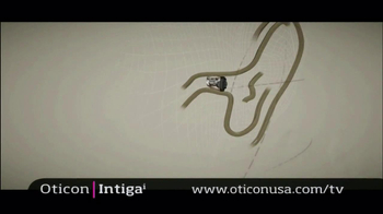 Oticon Intigai TV Spot - Thumbnail 7