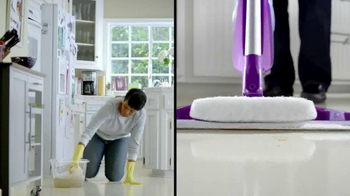 Swiffer WetJet TV Spot, 'Cool Mom' - Thumbnail 7