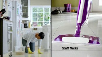 Swiffer WetJet TV Spot, 'Cool Mom' - Thumbnail 8