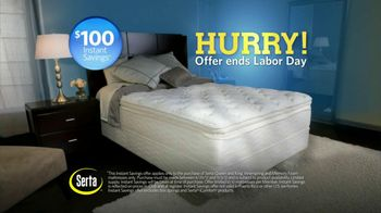 Sam's Club TV Spot for Labor Day Mattress - 117 commercial airings