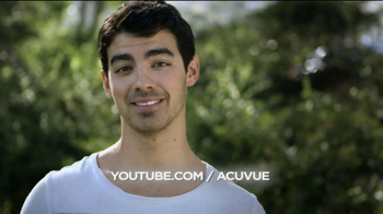 ACUVUE 1-Day Contest TV Spot Featuring Joe Jonas - Thumbnail 10