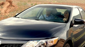 Toyota Camry Effect TV Spot Featuring Ryan and Diana Forte - Thumbnail 1