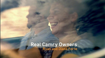 Toyota Camry Effect TV Spot Featuring Ryan and Diana Forte - Thumbnail 3