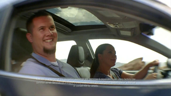 Toyota Camry Effect TV Spot Featuring Ryan and Diana Forte - Thumbnail 7
