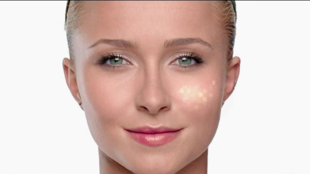 Neutrogena TV Commercial for Skin Clearing Foundation Featuring Hayden Panettiere