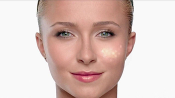 Neutrogena TV Spot for Skin Clearing Foundation Featuring Hayden Panettiere