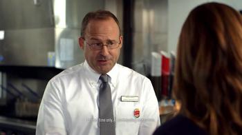Burger King Salad Wraps TV Spot, 'Hush' - Thumbnail 2
