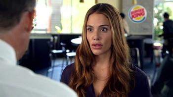 Burger King Salad Wraps TV Spot, 'Hush' - Thumbnail 3