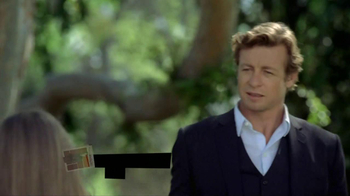 The Mentalist Season 4 on DVD TV Spot - Thumbnail 1