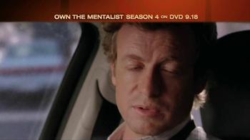The Mentalist Season 4 on DVD TV Spot - Thumbnail 2